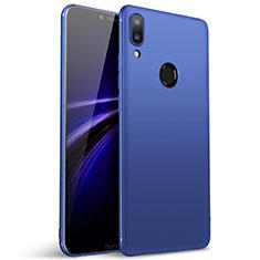 Silikon Hülle Handyhülle Ultra Dünn Schutzhülle Tasche S02 für Huawei Honor Play Blau