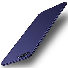 Silikon Hülle Handyhülle Ultra Dünn Schutzhülle Tasche S02 für Huawei Honor View 10 Blau