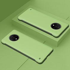 Silikon Hülle Handyhülle Ultra Dünn Schutzhülle Tasche S02 für OnePlus 7T Grün