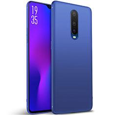 Silikon Hülle Handyhülle Ultra Dünn Schutzhülle Tasche S02 für Oppo RX17 Pro Blau
