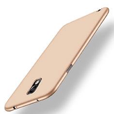 Silikon Hülle Handyhülle Ultra Dünn Schutzhülle Tasche S02 für Samsung Galaxy Note 3 N9000 Gold
