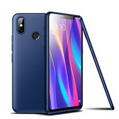 Silikon Hülle Handyhülle Ultra Dünn Schutzhülle Tasche S02 für Xiaomi Mi 8 SE Blau