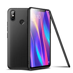 Silikon Hülle Handyhülle Ultra Dünn Schutzhülle Tasche S02 für Xiaomi Mi 8 SE Schwarz