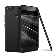 Silikon Hülle Handyhülle Ultra Dünn Schutzhülle Tasche S02 für Xiaomi Mi A1 Schwarz