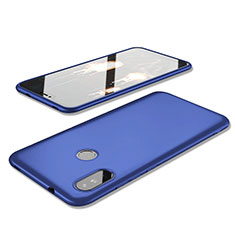 Silikon Hülle Handyhülle Ultra Dünn Schutzhülle Tasche S02 für Xiaomi Mi A2 Lite Blau