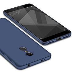 Silikon Hülle Handyhülle Ultra Dünn Schutzhülle Tasche S02 für Xiaomi Redmi Note 4X Blau