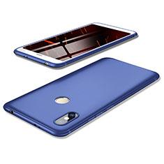 Silikon Hülle Handyhülle Ultra Dünn Schutzhülle Tasche S02 für Xiaomi Redmi S2 Blau