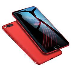 Silikon Hülle Handyhülle Ultra Dünn Schutzhülle Tasche S03 für Xiaomi Mi 6 Rot