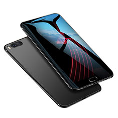 Silikon Hülle Handyhülle Ultra Dünn Schutzhülle Tasche S03 für Xiaomi Mi 6 Schwarz