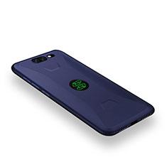 Silikon Hülle Handyhülle Ultra Dünn Schutzhülle Tasche S05 für Xiaomi Black Shark Blau