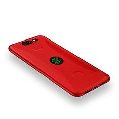 Silikon Hülle Handyhülle Ultra Dünn Schutzhülle Tasche S05 für Xiaomi Black Shark Rot
