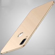 Silikon Hülle Handyhülle Ultra Dünn Schutzhülle Tasche S05 für Xiaomi Redmi Note 7 Pro Gold