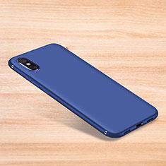 Silikon Hülle Handyhülle Ultra Dünn Schutzhülle Tasche S06 für Xiaomi Mi 8 Explorer Blau