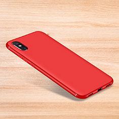 Silikon Hülle Handyhülle Ultra Dünn Schutzhülle Tasche S06 für Xiaomi Mi 8 Explorer Rot