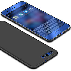 Silikon Hülle Handyhülle Ultra Dünn Schutzhülle Tasche S10 für Huawei Honor 9 Schwarz