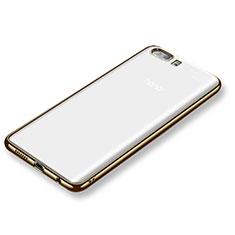 Silikon Hülle Handyhülle Ultra Dünn Schutzhülle Tasche S11 für Huawei Honor 9 Weiß