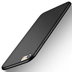 Silikon Hülle Handyhülle Ultra Dünn Schutzhülle Tasche U06 für Apple iPhone 6S Plus Schwarz