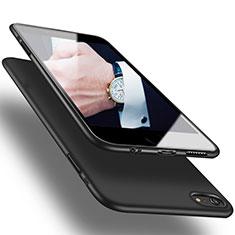 Silikon Hülle Handyhülle Ultra Dünn Schutzhülle U05 für Apple iPhone 6S Plus Schwarz