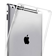 Silikon Hülle Handyhülle Ultradünn Tasche Durchsichtig Transparent für Apple iPad 4 Klar