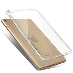 Silikon Hülle Handyhülle Ultradünn Tasche Durchsichtig Transparent für Apple iPad Mini 4 Klar