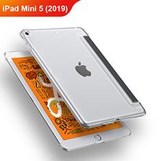 Silikon Hülle Handyhülle Ultradünn Tasche Durchsichtig Transparent für Apple iPad Mini 5 (2019) Klar