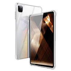 Silikon Hülle Handyhülle Ultradünn Tasche Durchsichtig Transparent für Apple iPad Pro 12.9 (2020) Klar