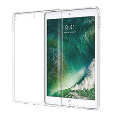 Silikon Hülle Handyhülle Ultradünn Tasche Durchsichtig Transparent für Apple New iPad 9.7 (2018) Klar