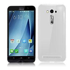 Silikon Hülle Handyhülle Ultradünn Tasche Durchsichtig Transparent für Asus Zenfone 2 Laser 6.0 ZE601KL Klar