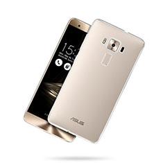 Silikon Hülle Handyhülle Ultradünn Tasche Durchsichtig Transparent für Asus Zenfone 3 Deluxe ZS570KL ZS550ML Klar