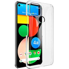 Silikon Hülle Handyhülle Ultradünn Tasche Durchsichtig Transparent für Google Pixel 4a 5G Klar