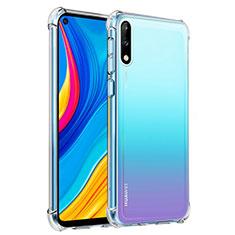Silikon Hülle Handyhülle Ultradünn Tasche Durchsichtig Transparent für Huawei Enjoy 10 Klar