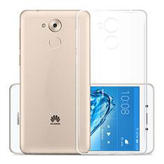 Silikon Hülle Handyhülle Ultradünn Tasche Durchsichtig Transparent für Huawei Enjoy 6S Klar