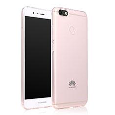 Silikon Hülle Handyhülle Ultradünn Tasche Durchsichtig Transparent für Huawei Enjoy 7 Klar