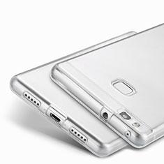 Silikon Hülle Handyhülle Ultradünn Tasche Durchsichtig Transparent für Huawei G9 Lite Klar