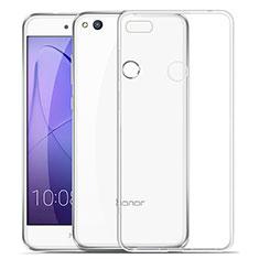 Silikon Hülle Handyhülle Ultradünn Tasche Durchsichtig Transparent für Huawei Honor 8 Lite Klar