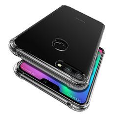 Silikon Hülle Handyhülle Ultradünn Tasche Durchsichtig Transparent für Huawei Honor 9i Klar