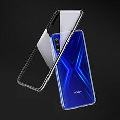 Silikon Hülle Handyhülle Ultradünn Tasche Durchsichtig Transparent für Huawei Honor 9X Klar