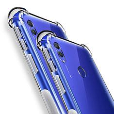 Silikon Hülle Handyhülle Ultradünn Tasche Durchsichtig Transparent für Huawei Honor Note 10 Klar