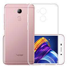 Silikon Hülle Handyhülle Ultradünn Tasche Durchsichtig Transparent für Huawei Honor V9 Play Klar