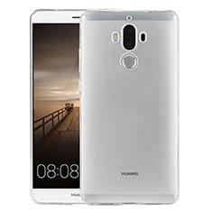Silikon Hülle Handyhülle Ultradünn Tasche Durchsichtig Transparent für Huawei Mate 9 Klar