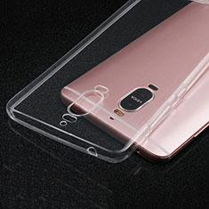 Silikon Hülle Handyhülle Ultradünn Tasche Durchsichtig Transparent für Huawei Mate 9 Pro Klar