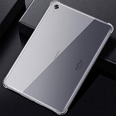 Silikon Hülle Handyhülle Ultradünn Tasche Durchsichtig Transparent für Huawei MatePad 10.8 Klar