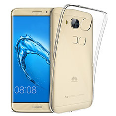 Silikon Hülle Handyhülle Ultradünn Tasche Durchsichtig Transparent für Huawei Nova Plus Klar