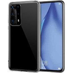 Silikon Hülle Handyhülle Ultradünn Tasche Durchsichtig Transparent für Huawei P40 Pro+ Plus Klar