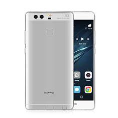 Silikon Hülle Handyhülle Ultradünn Tasche Durchsichtig Transparent für Huawei P9 Plus Klar
