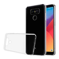 Silikon Hülle Handyhülle Ultradünn Tasche Durchsichtig Transparent für LG G6 Klar