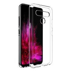 Silikon Hülle Handyhülle Ultradünn Tasche Durchsichtig Transparent für LG K41S Klar