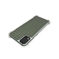 Silikon Hülle Handyhülle Ultradünn Tasche Durchsichtig Transparent für LG K42 Klar