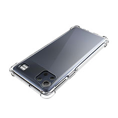 Silikon Hülle Handyhülle Ultradünn Tasche Durchsichtig Transparent für LG K92 5G Klar