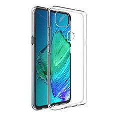 Silikon Hülle Handyhülle Ultradünn Tasche Durchsichtig Transparent für Motorola Moto G 5G Klar